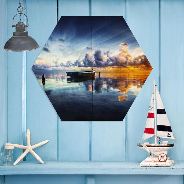Hexagon Bild Forex - Time For Reflection