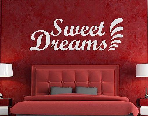 Wandtattoo Sprüche - Wandworte No.1418 Sweet Dreams