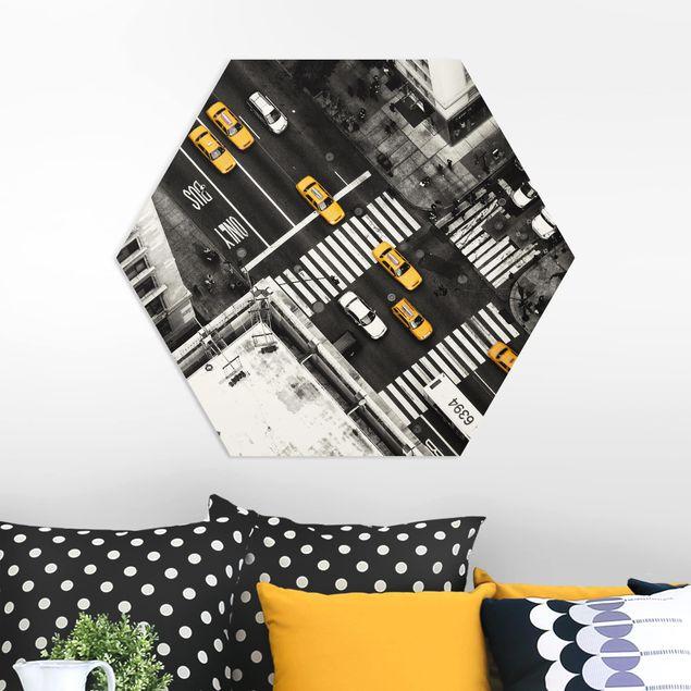 Hexagon Bild Forex - New York City Cabs