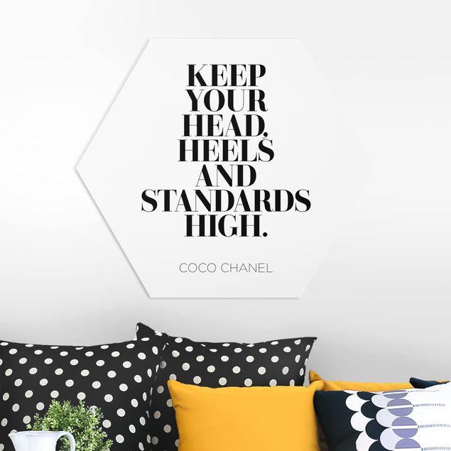 Hexagon Bild Forex - Keep your head high