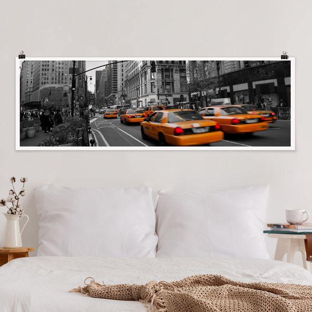 Poster - New York, New York! - Panorama Querformat