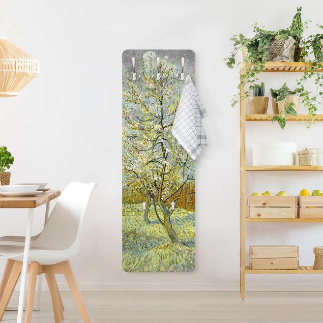 Garderobe - Vincent van Gogh - Pfirsichbaum rosa