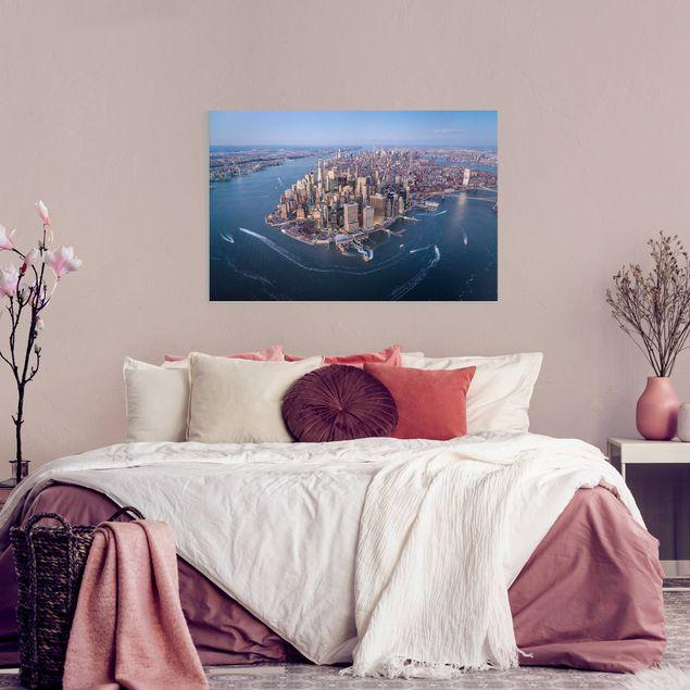 Leinwandbild - Big City Life - Querformat 3:2