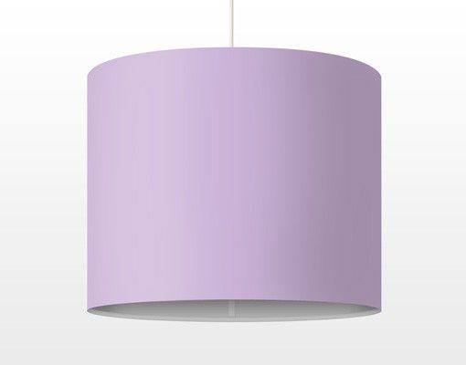 Hängelampe - Colour Lavender