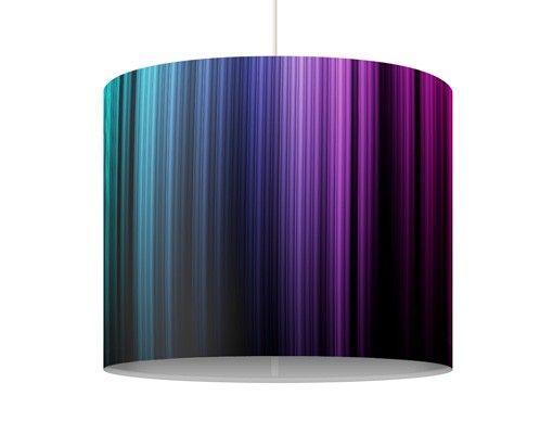 Hängelampe - Rainbow Display