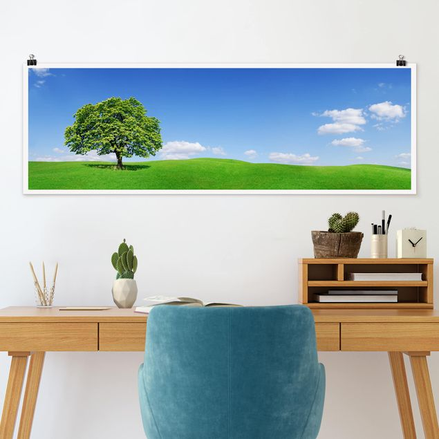 Poster - Panoramic - Panorama Querformat