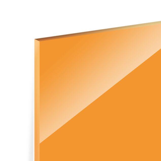 Glas Spritzschutz - Mango - Querformat - 4:3