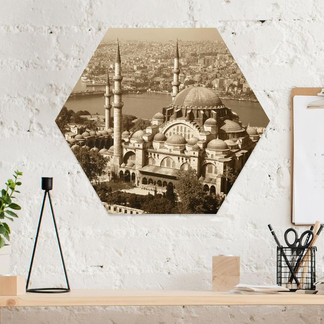 Hexagon Bild Forex - Old Mosque