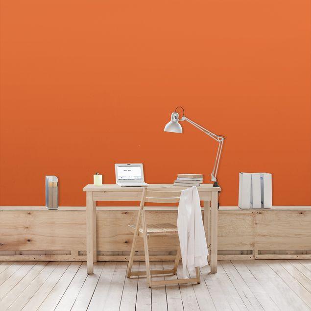Fototapete Colour Orange