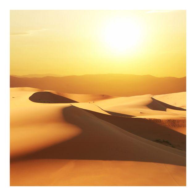 Fototapete Die Wüste Saudi Arabiens