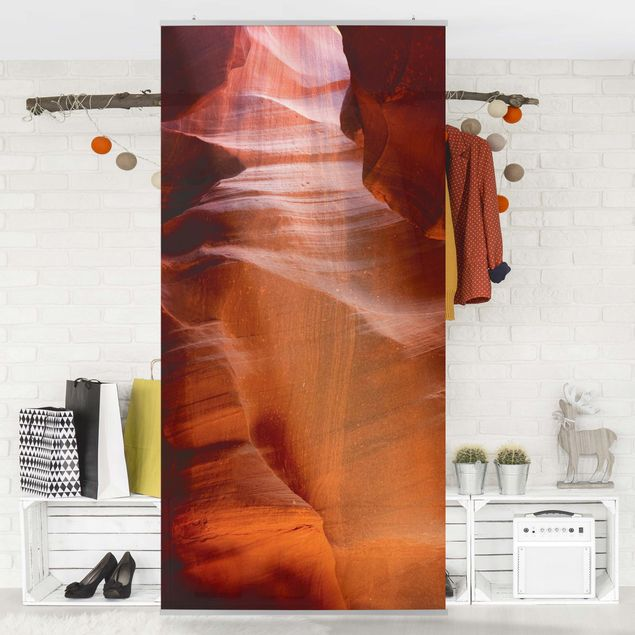 Raumteiler - Antelope Canyon 250x120cm