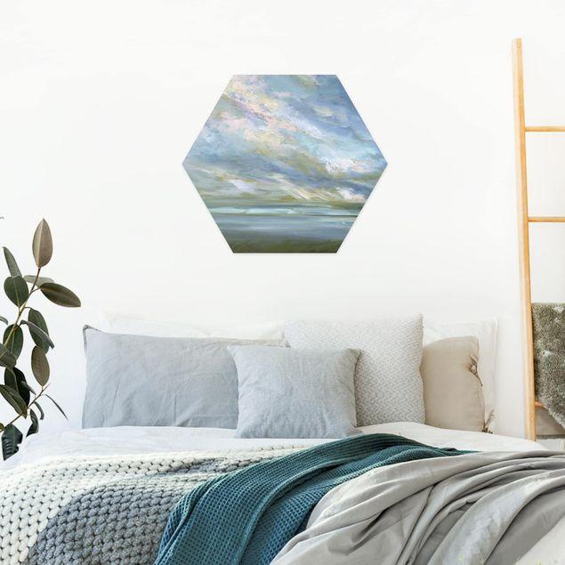 Hexagon Bild Forex - Küstenhimmel