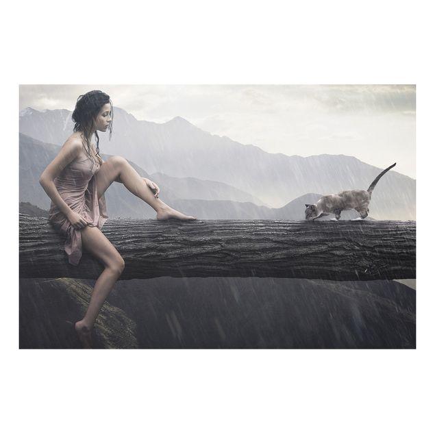 Forexbild - Jane in the Rain