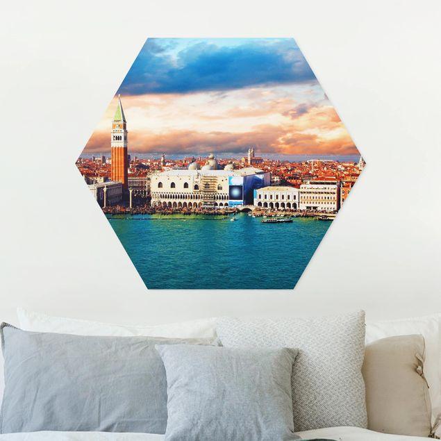 Hexagon Bild Forex - Venezia Eve