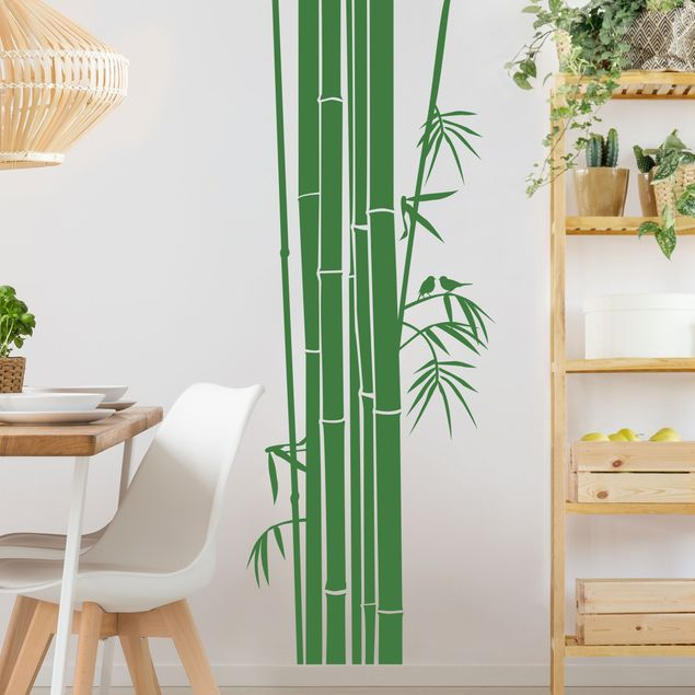 Wandtattoo Bambus Tapete No.UL960 Bambus