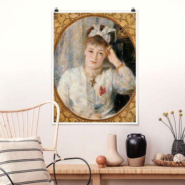Poster - Auguste Renoir - Marie Murer - Hochformat 3:4