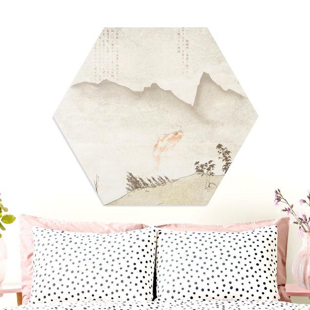 Hexagon Bild Forex - No.MW8 Japanische Stille