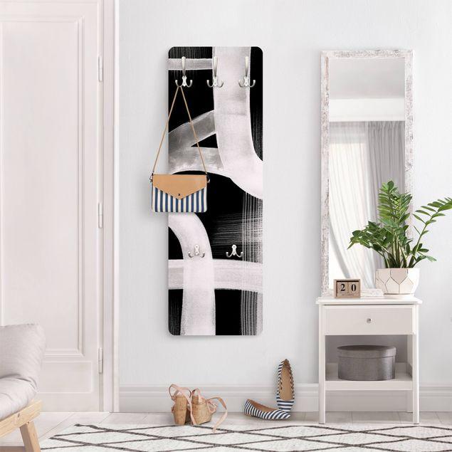 Garderobe - Aquarellstraßen