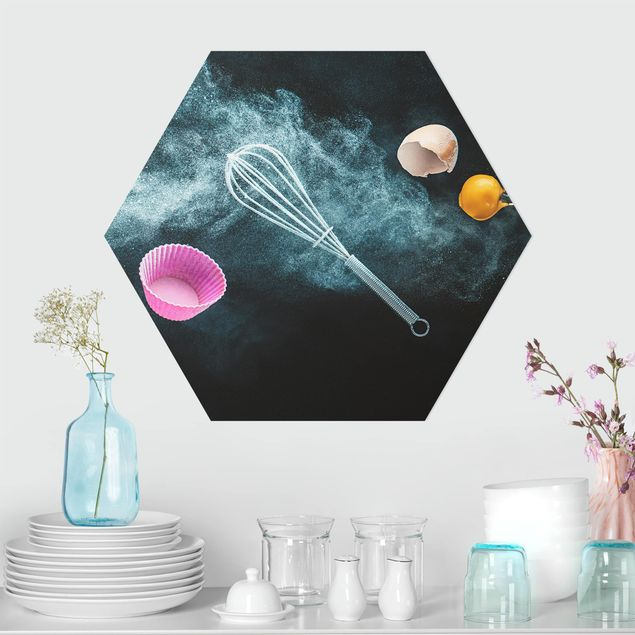 Hexagon Bild Forex - Chaos in der Küche