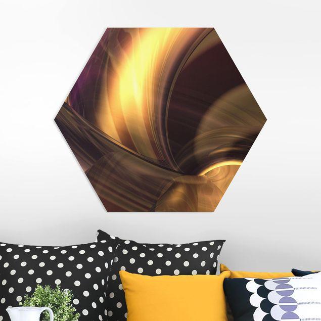 Hexagon Bild Forex - Enchanted Fire