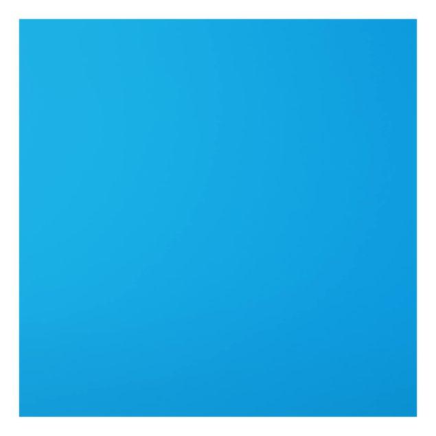 Glas Spritzschutz - Enzian - Quadrat - 1:1