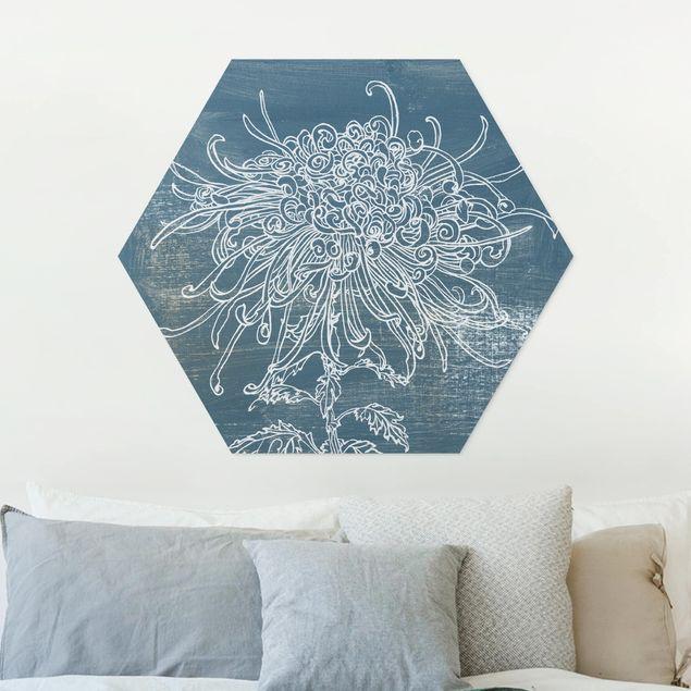 Hexagon Bild Forex - Indigo-Pflanzen I