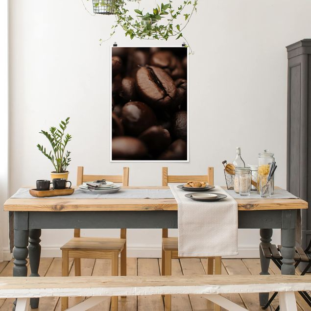 Poster - Arabica Coffee II - Hochformat 3:2