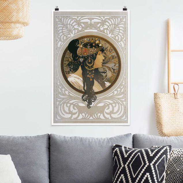 Poster - Sophie - Hochformat 3:2
