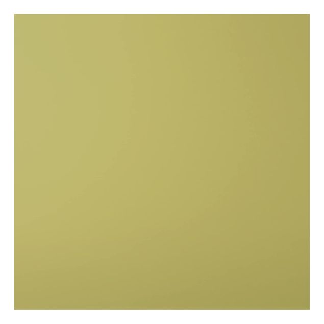 Glas Spritzschutz - Lindgrün Bambus - Quadrat - 1:1