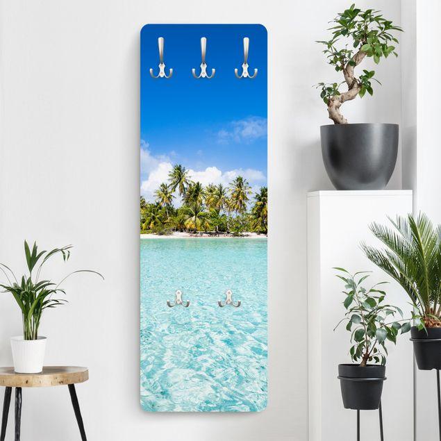 Garderobe - Crystal Clear Water