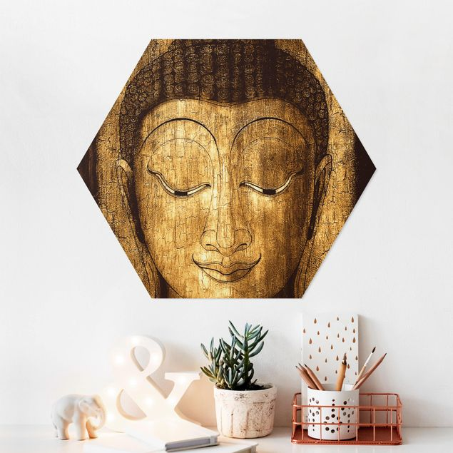 Hexagon Bild Forex - Smiling Buddha