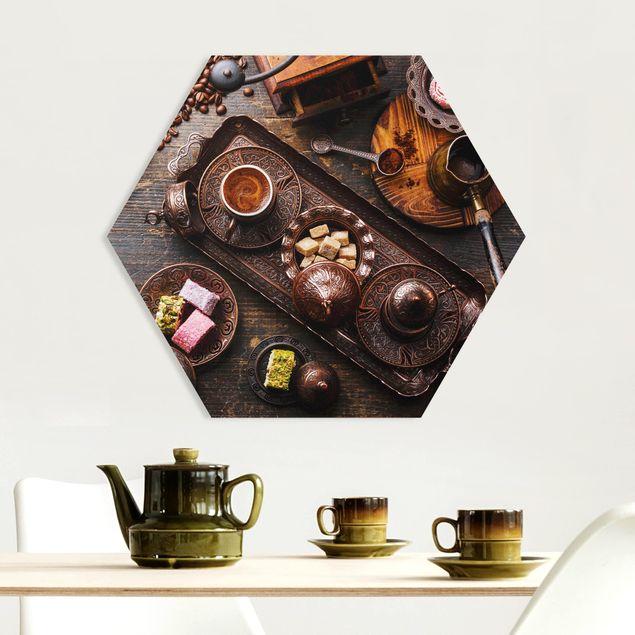 Hexagon Bild Forex - Türkischer Kaffee