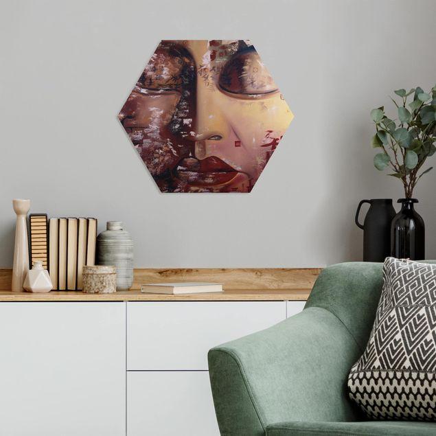 Hexagon Bild Forex - Spirit Of Buddha
