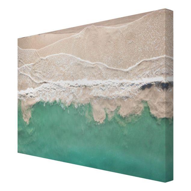 Leinwandbild - Das Meer - Querformat 4:3