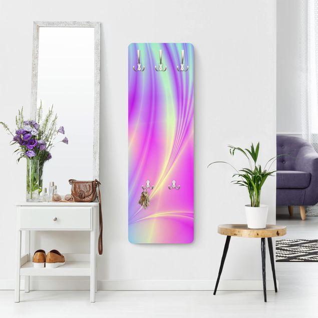 Design Garderobe - Glossy Pastels - Rosa Pink