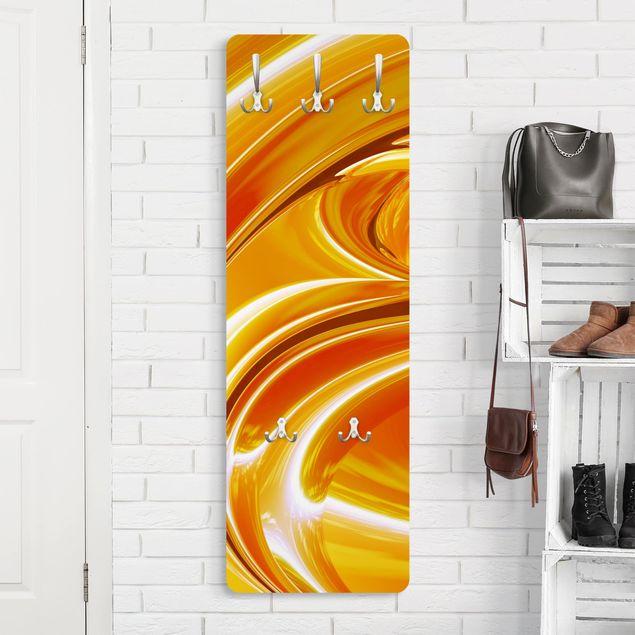 Design Garderobe - Orchad Road - Orange Gelb