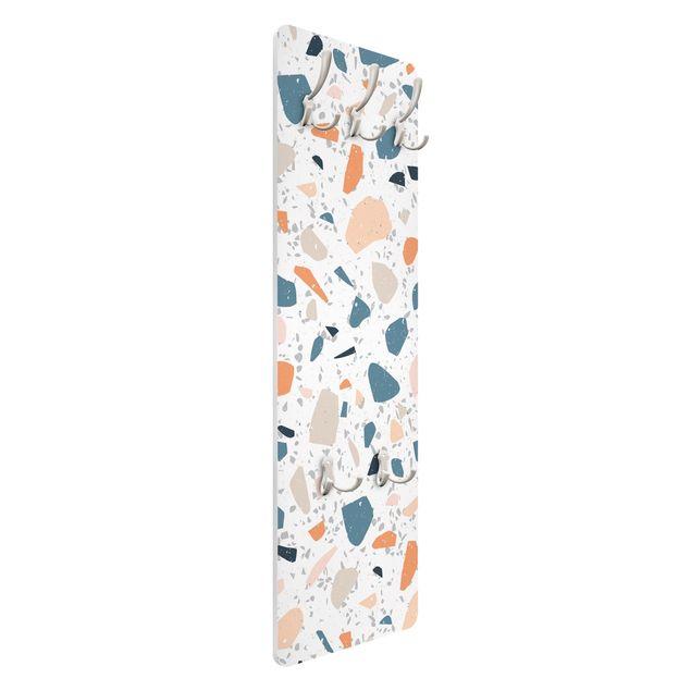 Garderobe - Detailliertes Terrazzo Muster Asti