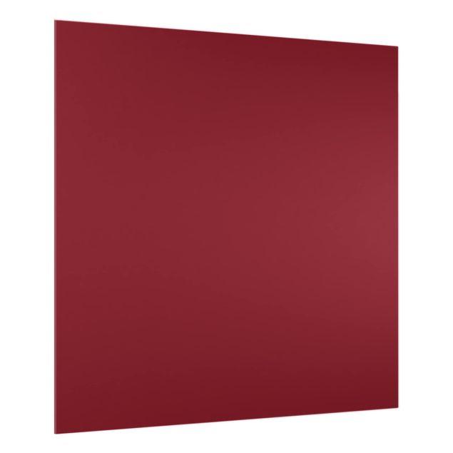 Spritzschutz Glas - Amarena - Quadrat 1:1