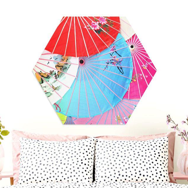 Hexagon Bild Forex - Chinese Parasols
