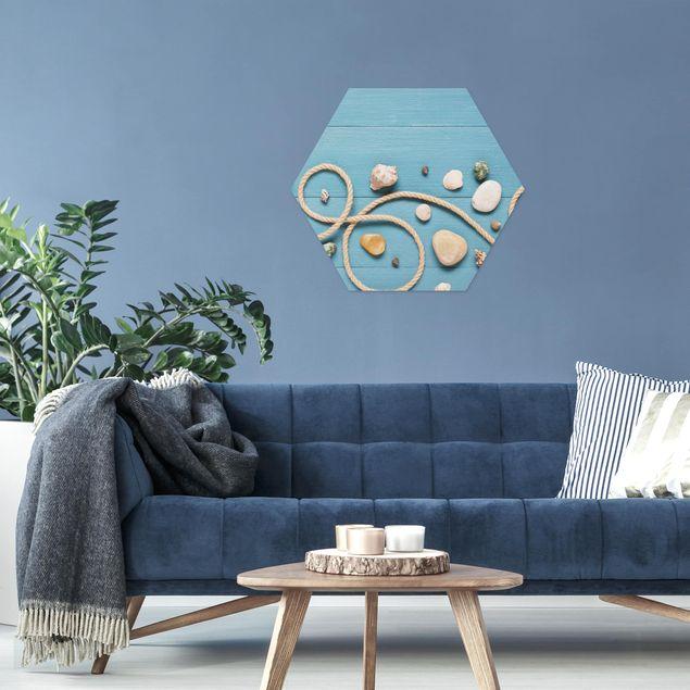 Hexagon Bild Forex - Strandfunde