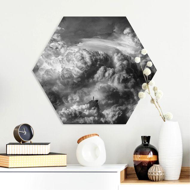 Hexagon Bild Forex - Ein Sturm zieht auf