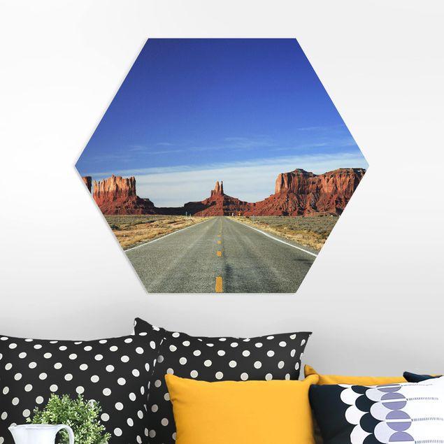 Hexagon Bild Forex - Colorado-Plateau