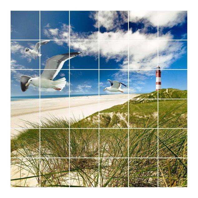 Fliesenbild - Dune Breeze
