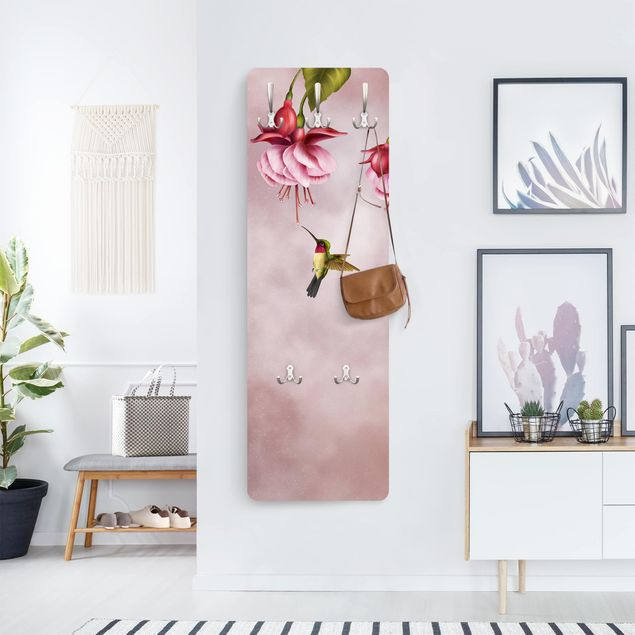 Garderobe - Kolibri - Rosa Pink