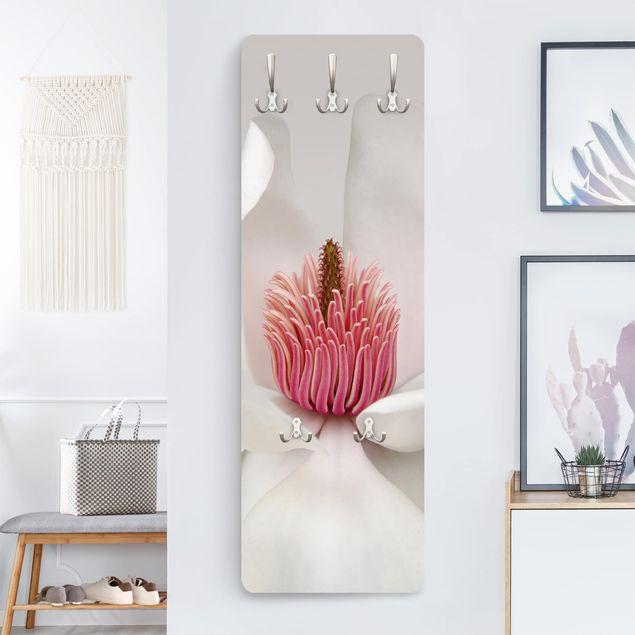 Garderobe - Magnolie in Pink