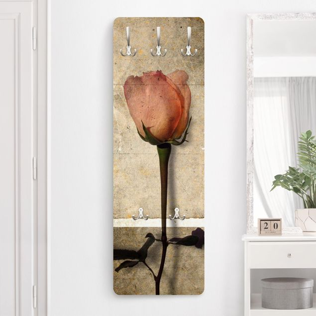 Garderobe Vintage - Inner Rose - Braun