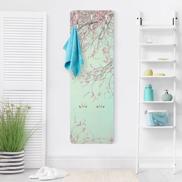 Garderobe - Kirschblütensehnsucht