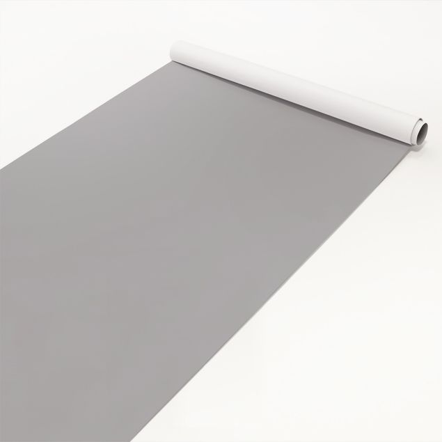 Klebefolie grau einfarbig - Achatgrau - Selbstklebefolie hellgrau