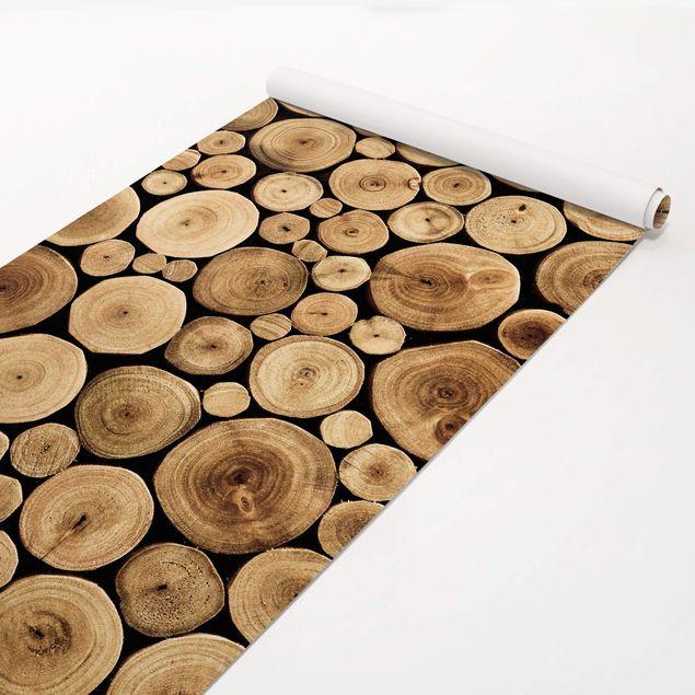 Klebefolie Holz - Homey Firewood - Holzdekorfolie