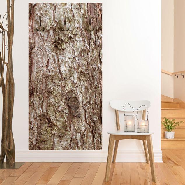 Klebefolie Holzoptik - Baumrinde - Dekorfolie Holz